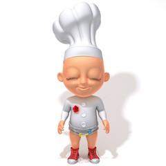 Baby Jake chef