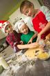 Kekse backen macht Spaß!