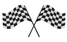 checkered flag racing