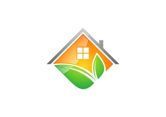 house,real estate,logo,home,resident,villa,resort,plant business