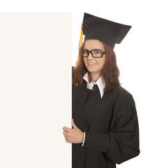 Woman graduate students
