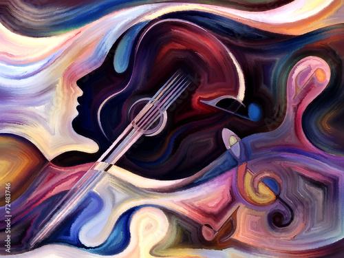 Aluminium Vrije Geest Inner Life of Music