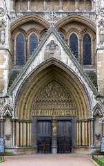 Westminster Abbey, Northern entrance