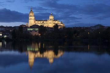 Cathedral of Salamanca, Castilla y Leon, Spain
