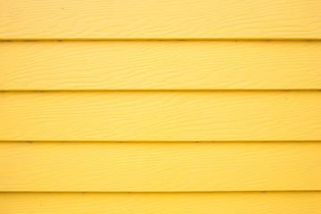yellow wood plank panel background