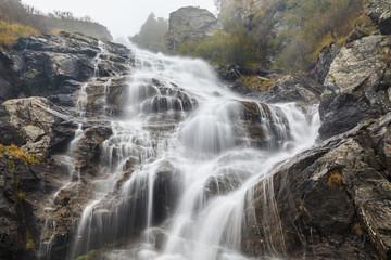 Capra waterfall
