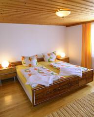 Schlafzimmer-Ambiente