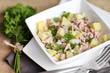 salade de pommes de terre & miettes de thon 3