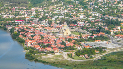 mtskheta on the air