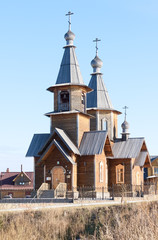 Church of St. Innocent in Lensk