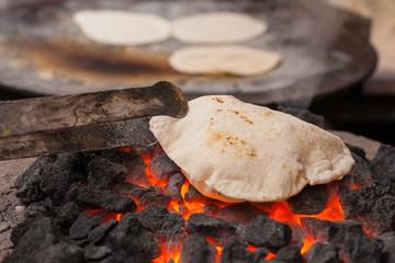 Chapati (Indian flatbread)