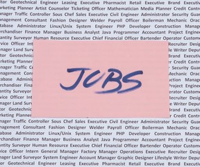 Jobs, Vacancies and Openings
