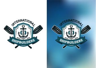 International Shipbuilders emblems or logos