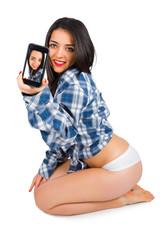 Selfie Time Sexting