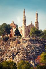 Santa Maria Magdalena cathedral, Spain