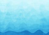 Fototapety Abstract blue wave background