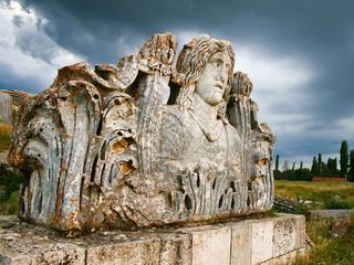 Zeus Temple of Aizanoi