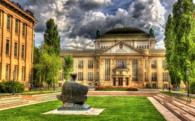 State archive of Croatia in Zagreb