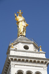 Statue of Jesus Christ in Rome