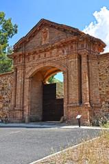Puerta de Carlos IV, Almadén, arquitectura industrial
