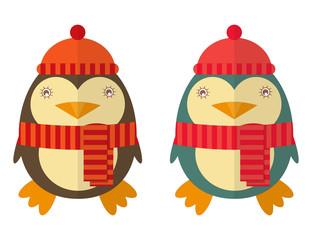 Cartoon Cute Penguin