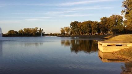 Burleson Pond