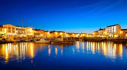 Port de Saint Martin de Ré