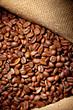 Vintage coffee beans