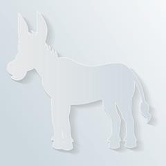 paper donkey