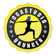 ysu7 YogaStudioUebungen - fnb - Yoga Übungen - gelb - g2410