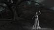 Demon under Evil Tree