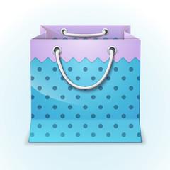 Gift shopping bag