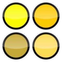 button 2014102 farbige gelb toene I