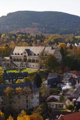 Blick auf die Kaiserpfalz