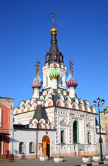 "Temple ""Soothe My Sorrows"" in Saratov"