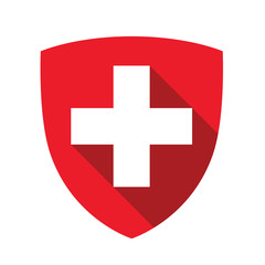 Switzerland coat of arms, swiss logo