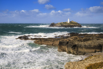 Godrevy Lighthouse - 5