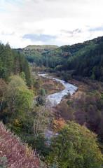 River Hafod Wales