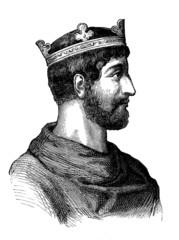 Medieval Emperor - 9th century