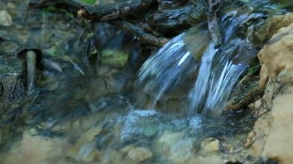 une rivière....