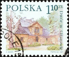 Manor in Ozarowie (Poland 1997)