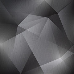 Vector Grey Abstract Background