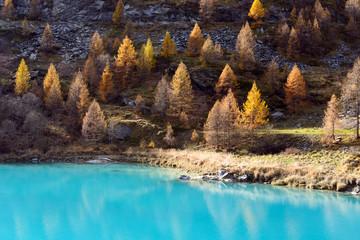 Lago di Les Perreres - Valle d'Aosta