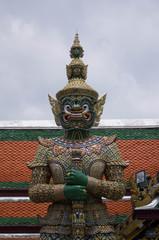 タイのヤック像
