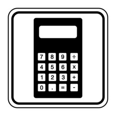 Logo calculatrice.