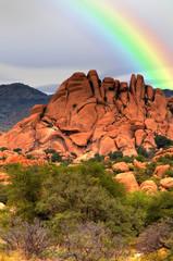 Texas Canyon Rainbow