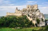 Fototapeta Beckov castle