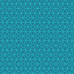 Blue pattern 2