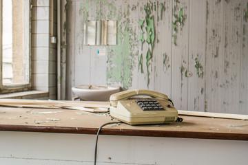 DDR Telefon, Büro