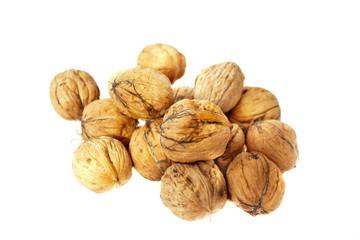 Large, fresh walnuts